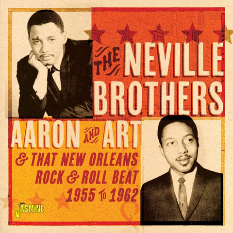 AARON & ART AND THAT NEW ORLEANS ROCK & ROLL BEAT 1955-1962
