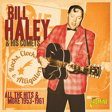 ROCKS, CLOCKS & ALLIGATORS - ALL THE HITS  AND MORE 1953-1961