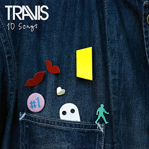 Travis 10 Songs 4050538619898 Worldwide Shipping
