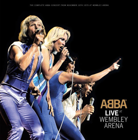 ABBA Live At Wembley Arena Limited 3LP 0602508379017