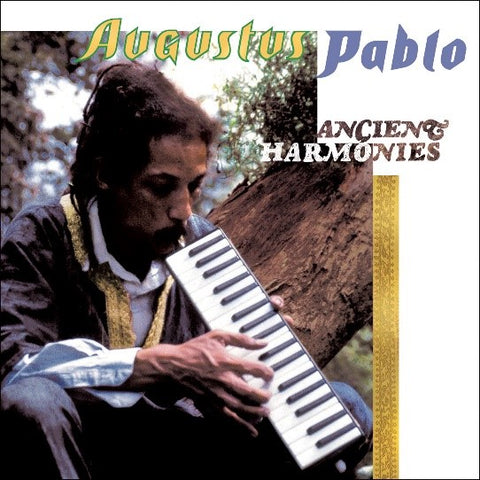 Augustus Pablo Ancient Harmonies 2CD 0054645707220 Worldwide