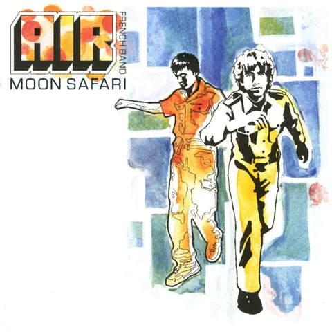 Air Moon Safari Sister Ray