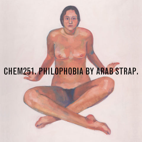 Arab Strap Philophobia 2LP 5024545824810 Worldwide Shipping