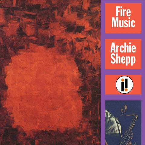 Archie Shepp Fire Music Sister Ray