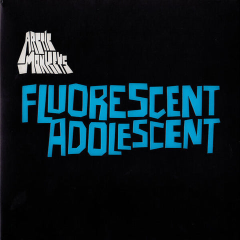 Arctic Monkeys Flourescent Adolescent Sister Ray