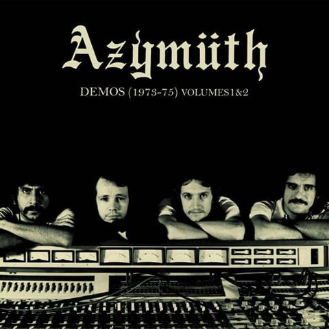 Azymuth Demos 1973-75 Sister Ray