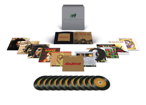 Complete Island Recordings (CD Box Set)