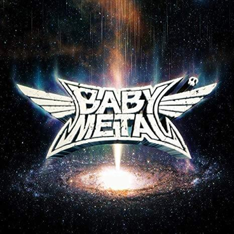 Babymetal Metal Galaxy Sister Ray