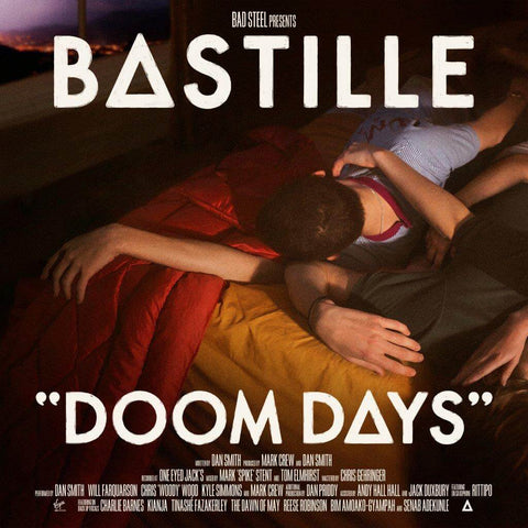 Bastille Doom Days Sister Ray