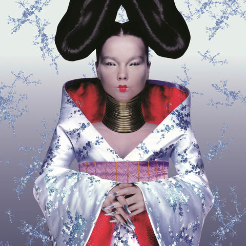 Björk Homogenic LP 5016958032913 Worldwide Shipping