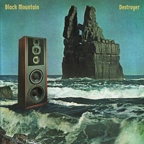 Black Mountain Destroyer Sister Ray