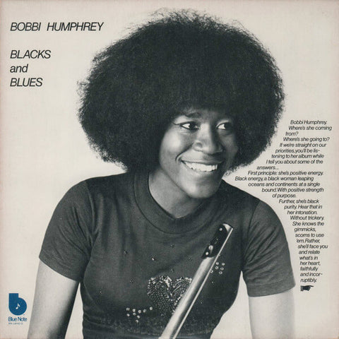 Bobbi Humphrey Blacks And Blues Sister Ray