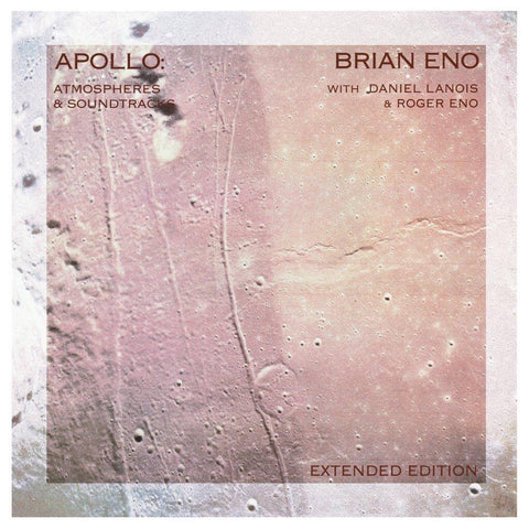 Brian Eno Apollo Atmospheres And Soundtracks Sister Ray