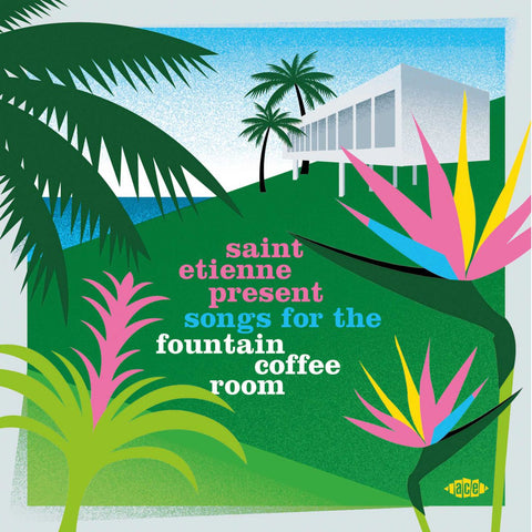 Various Artists Saint Etienne Present...Songs For The