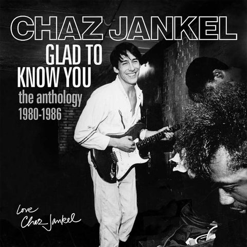 Glad To Know You – The Anthology 1980-1986