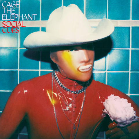 Cage The Elephant Social Cues LP 190759279212 Worldwide