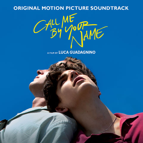 Various Artists Call Me By Your Name OST Limited 2LP
