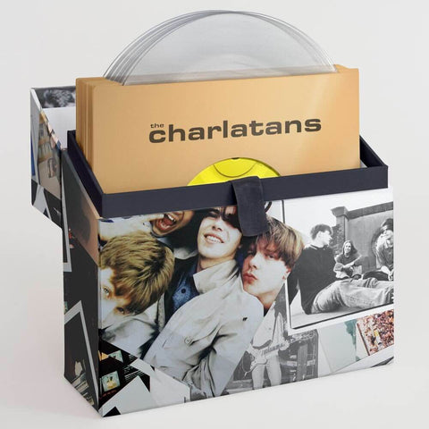 Charlatans Everything Changed Sister Ray