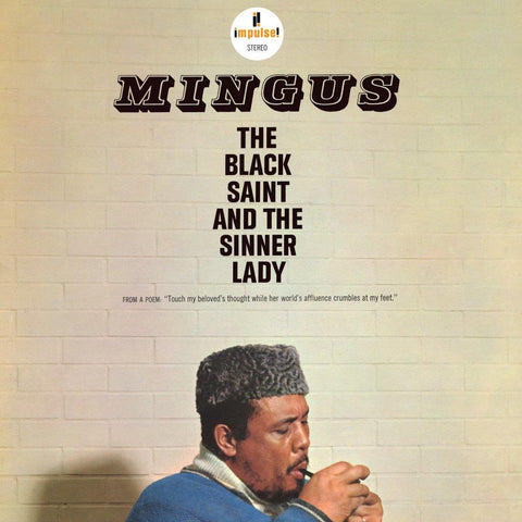 Charles Mingus The Black Saint And The Sinner Lady Sister Ray