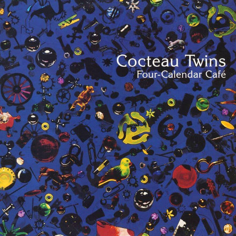 Cocteau Twins Four Calendar Cafe Sister Ray