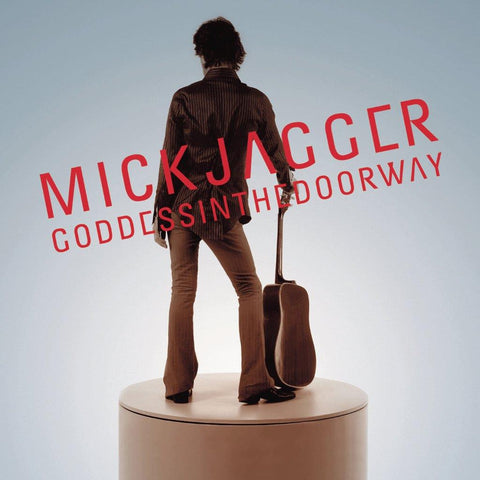 Mick Jagger Goddess In The Doorway 2LP 0602508118463