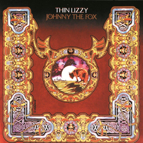 Thin Lizzy Johnny The Fox LP 0602508026386 Worldwide