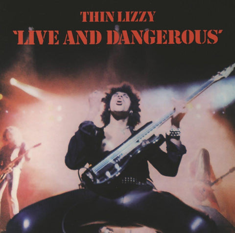Thin Lizzy Live And Dangerous 2LP 0602508026447 Worldwide
