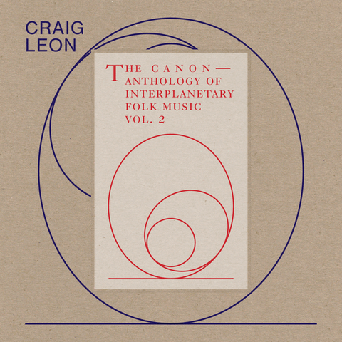 Craig Leon Anthology Of Interplanetary Folk Music Vol2 Sister Ray
