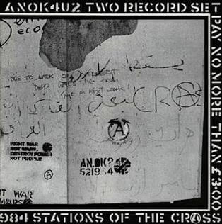 Crass Stations Of The Crass Sister Ray