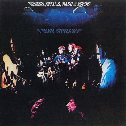 Crosby Stills Nash Young 4 Way Street Sister Ray