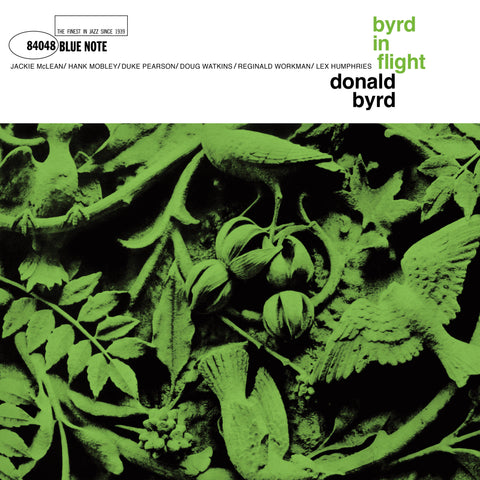 Byrd In Flight (Tone Poet Edition)