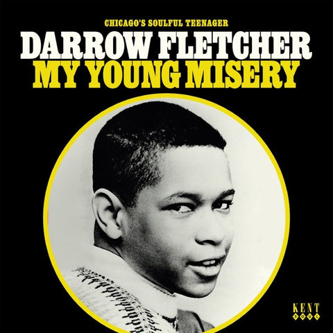 Darrow Fletcher My Young Misery LP 029667010917 Worldwide