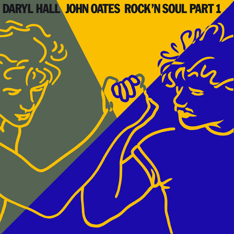 Daryl Hall & John Oates Rock 'N' Soul Part 1 LP 889854008017