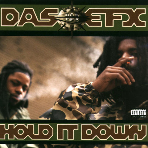 Das EFX Hold It Down Sister Ray