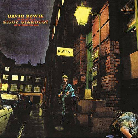 David Bowie The Rise And Fall Of Ziggy Stardust And The Spiders From Mars Sister Ray