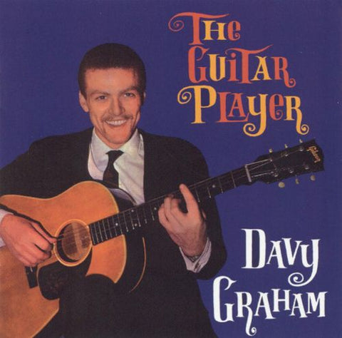 Davy Graham Guitar Player Sister Ray