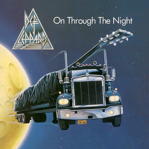 Def Leppard On Through The Night 0602508007224 Worldwide