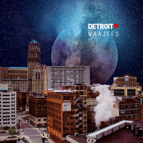 Detroit Love Vol 3 Waajeed Sister Ray