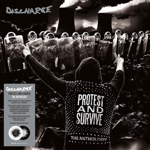 Discharge Protest And Survive: The Anthology 4050538548358