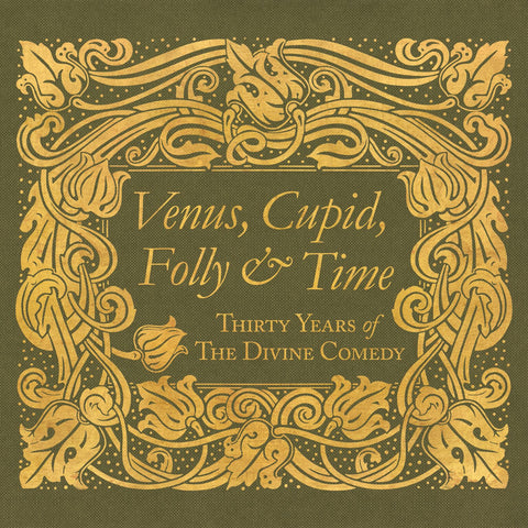 The Divine Comedy Venus Cupid Folly & Time Limited 24CD