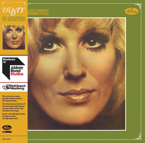 Dusty Springfield Dusty In Memphis Sister Ray