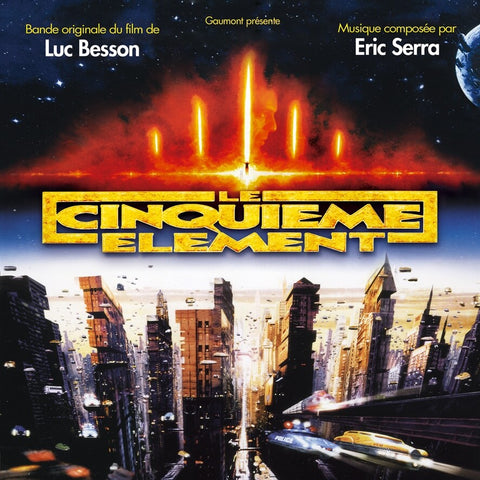 ERIC SERRA LE 5EME ELEMENT OST Sister Ray