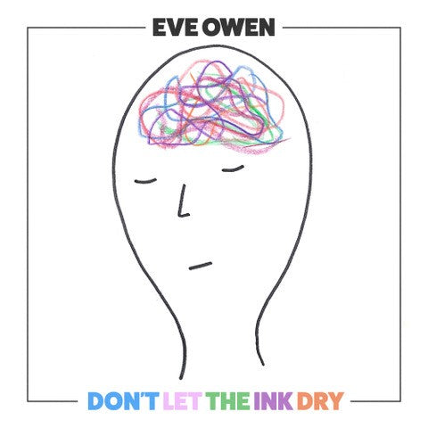 Eve Owen Don't Let The Ink Dry 656605352879 Worldwide