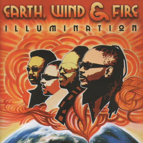 Earth Wind And Fire Illumination 4050538525038 Worldwide