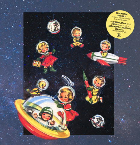 Compilation Elsewhere Junior I – A Collection of Cosmic