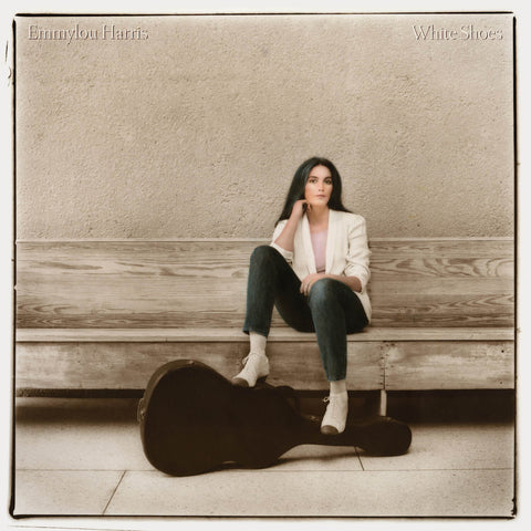 Emmylou Harris White Shoes Sister Ray