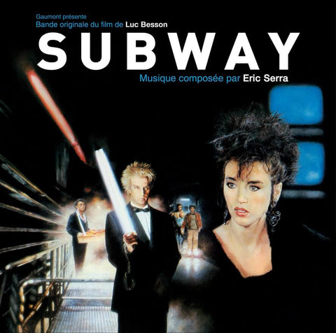 Eric Serra Subway OST Sister Ray