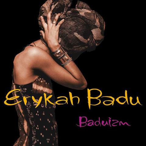 Erykah Badu Baduizm 2LP 602557018066 Worldwide Shipping