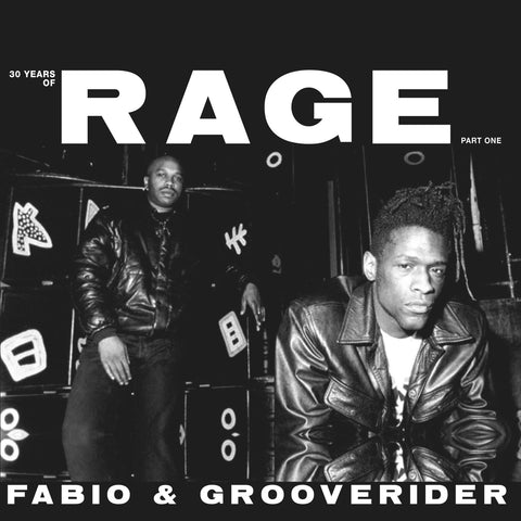FABIO & GROOVERIDER 30 YEARS OF RAGE PART 1 Sister Ray