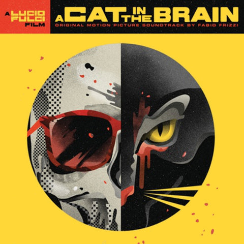 Fabio Frizzi A Cat In The Brain OST LP 616892196648